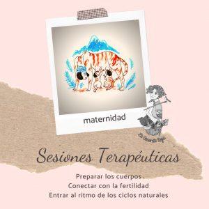 Sesiones maternidad